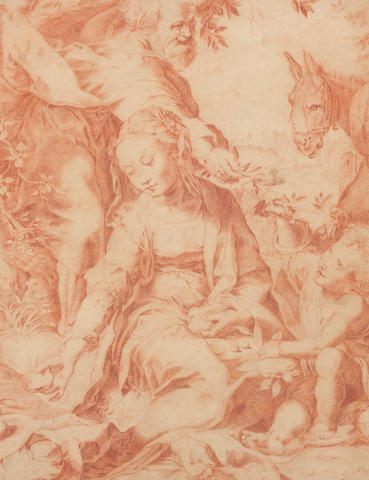 After Federico Barocci, (18th century)