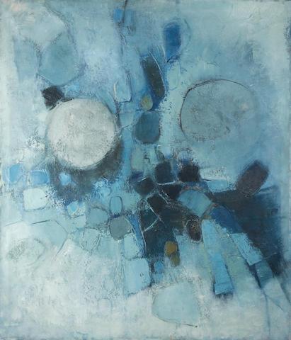 Elsa Marschall (South African, born 1915) 'Lunar Transition'