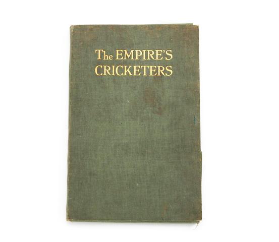 Chevalier Taylor Empire Cricketers prints