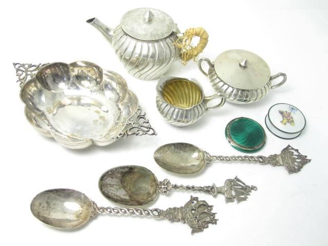 A collection of Continental items various makers and dates  (7)