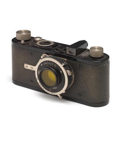 A Leica Compur/model B,