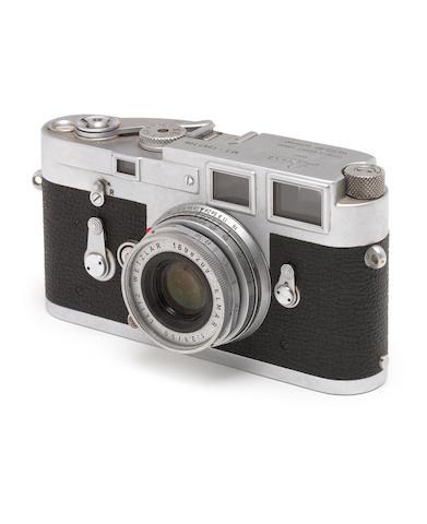 A Leica M3,