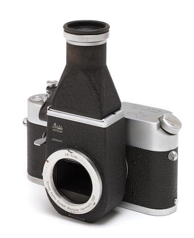 A Leica MDA,