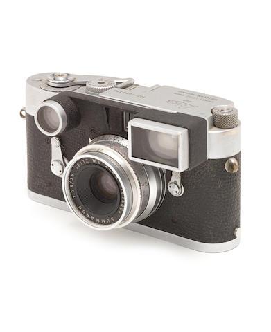 A Leica M2,