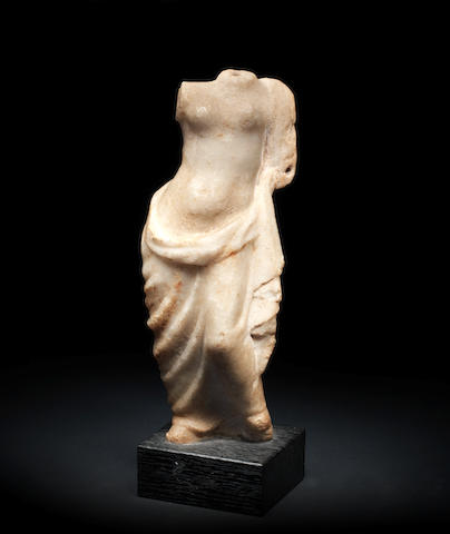 A Hellenistic marble statue of Aphrodite