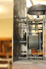 A George III mahogany longcase clock  Normand MacPherson, Edinburgh