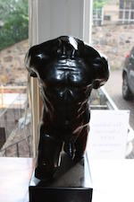 James 'Jim' Mathieson (1931-2003)A male torso