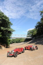 57 years in its present ownership, The Ex-Giuseppe Campari, 2nd-place to 'Tim' Birkin's Alfa Romeo 8C-2300, RAG Carburettors/L.C Rawlence team,1930-31 Maserati Tipo 26 Sport Road Racing Four-Seater  Chassis no. 2518 Engine no. 2518