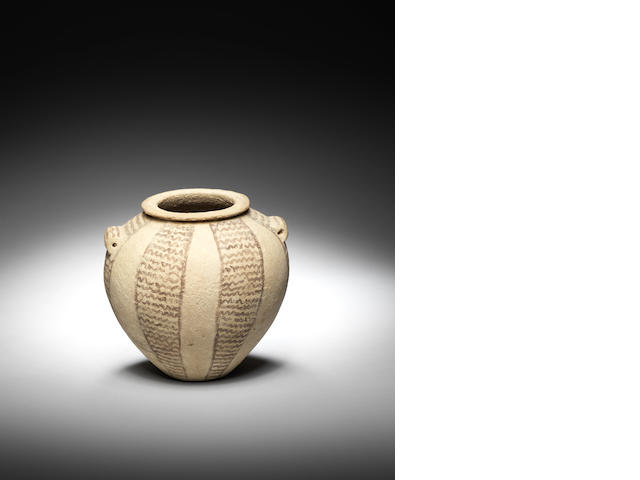 An Egyptian Predynastic pottery vase