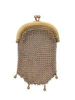 Two mesh purses