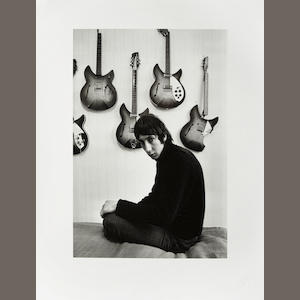 Colin Jones, Pete Townsend, 1966, gelatin silver print, printed 2003