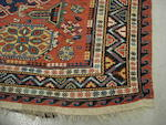 A Soumakh rug, South Caucasus, 195cm x 160cm