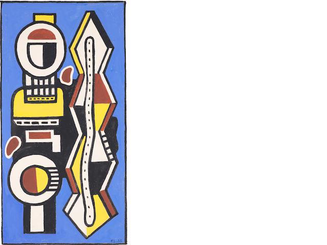 Fernand Léger (1881-1955) Composition
