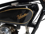 From the estate of the late Jeff Clew,1929 Velocette 415cc Speedway Model Re-creation Engine no. KDT 149