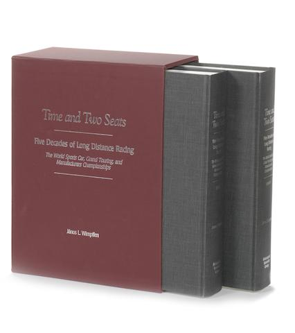 Janos L Wimpffen: Time and Two Seats - Five Decades of Long Distance Racing; Volumes I & II,