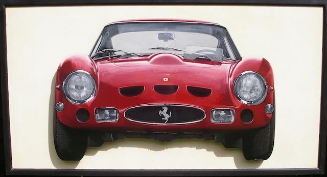 Tony Upson, 'Ferrari GTO',