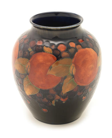 William Moorcroft 'Pomegranate' a Vase, circa 1920