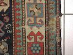 An Akstafa rug 120 x 270cm,