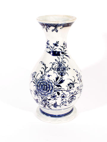 A large James Pennington bottle vase, circa 1765-70