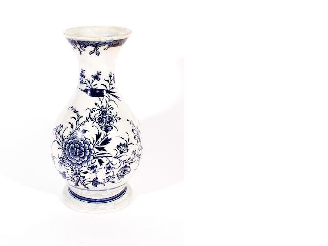 A large James Pennington bottle vase, circa 1765-70
