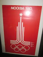 A collection of Olympic posters
