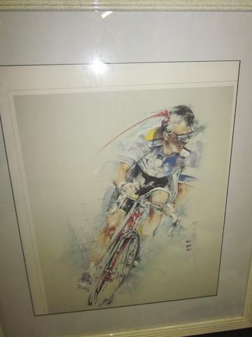 Sporting prints