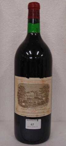 Chateau Lafite Rothschild 1974 (1 magnum)