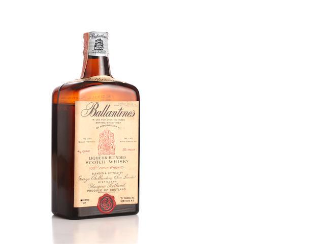 Ballantine's-Circa 1940's