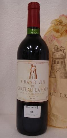Chateau Latour 1982 (1)
