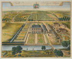 5 country house prints by Johannes Kip produced between 1708 – 1724: