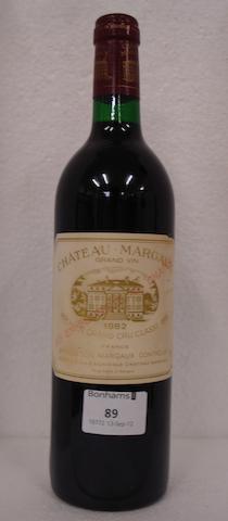 Chateau Margaux 1982 (1)
