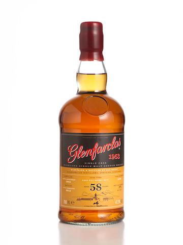 Glenfarclas-58 year old-1953