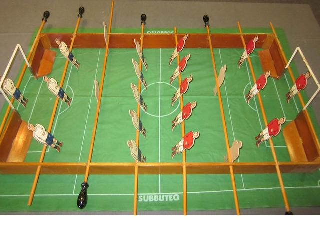 The Original Fuseball Game