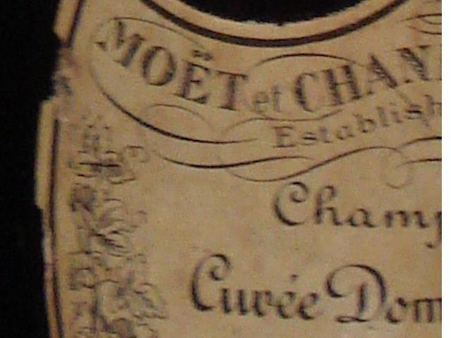Dom Pérignon Rosé 1962 (1)<BR />Dom Pérignon 1976 (1)