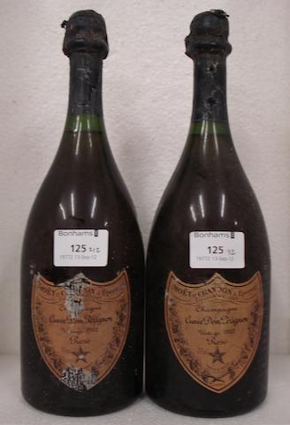 Dom Pérignon Rosé 1962 (2)