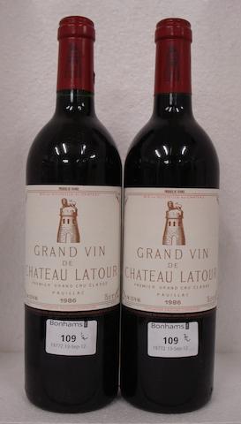Chateau Latour 1986 (2)
