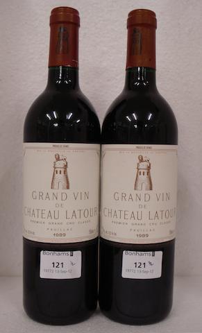 Chateau Latour 1989 (2)