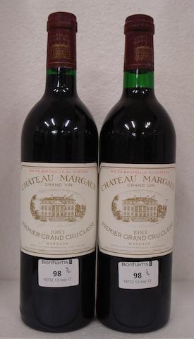 Chateau Margaux  1983 (2)