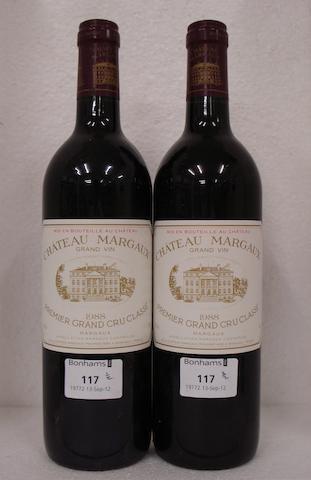 Chateau Margaux 1988 (2)