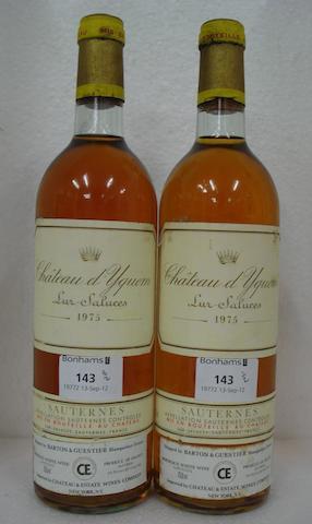 Chateau d'Yquem  1975 (2)
