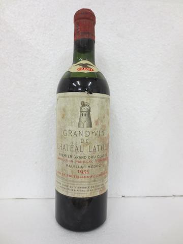 Chateau Latour 1955 (1)