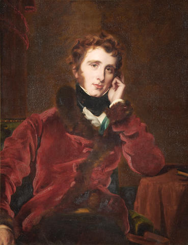 George Dodgson Tomlinson, after Sir Thomas Lawrence The Right Hon. the Lord Dover