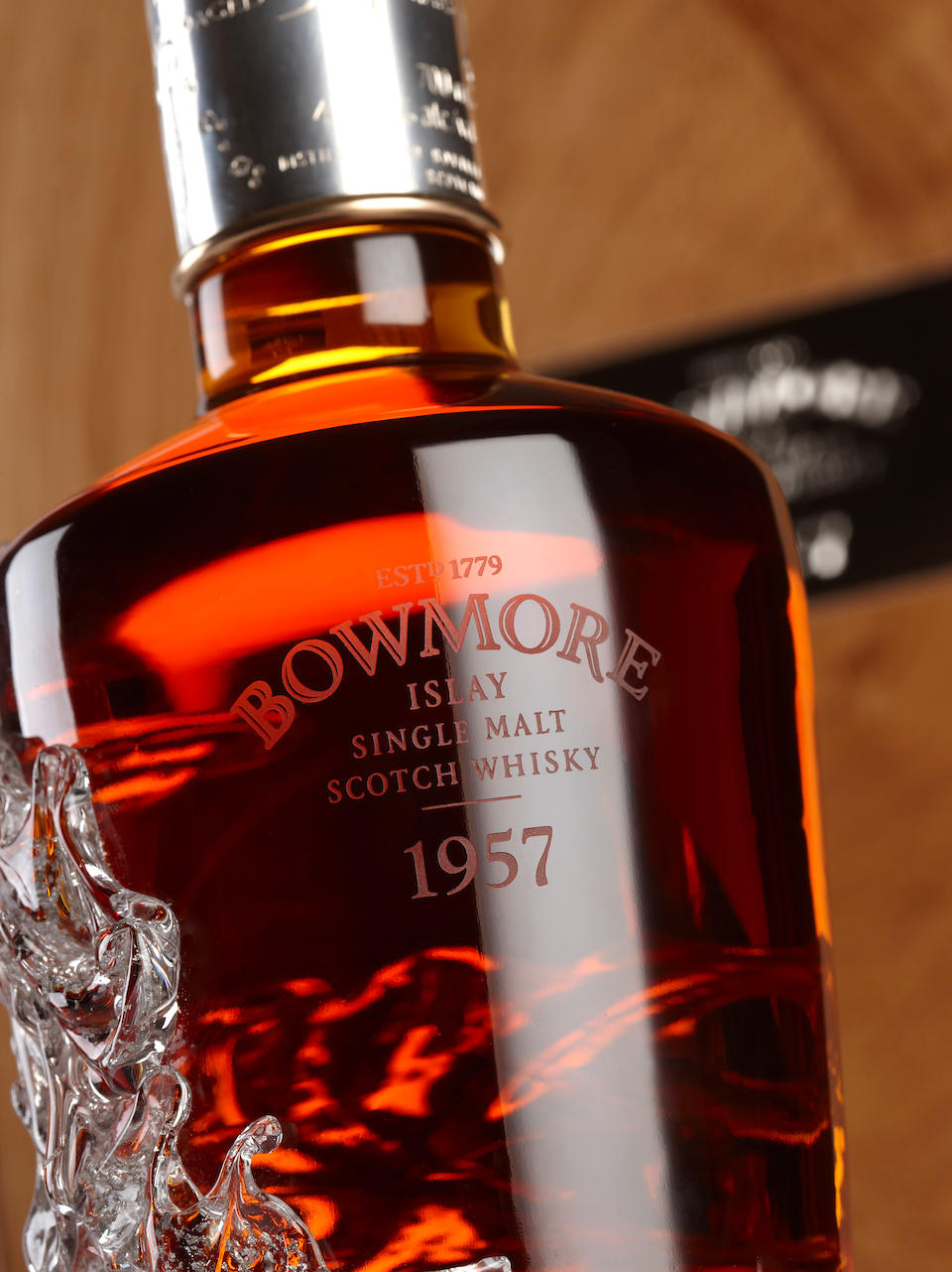 Bowmore-54 year old-1957