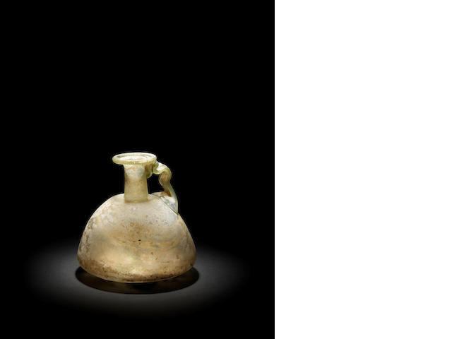 1 x Roman glass jug