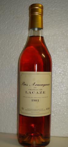 Chateau de Lacaze Bas Armagnac 1981 (18)