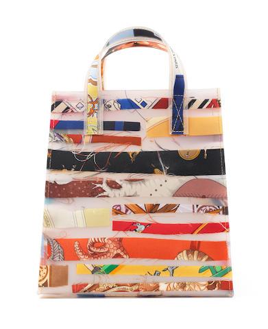 An Hermès 'Le Cas du Sac' bag