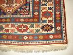 A South Caucasian rug, 134cm x 107cm
