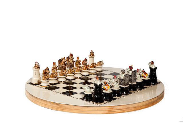 The Chinaworks Chess Set