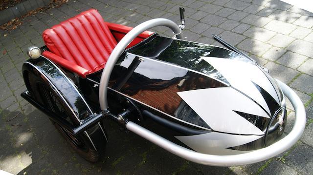 A believed Bender Florin sidecar,