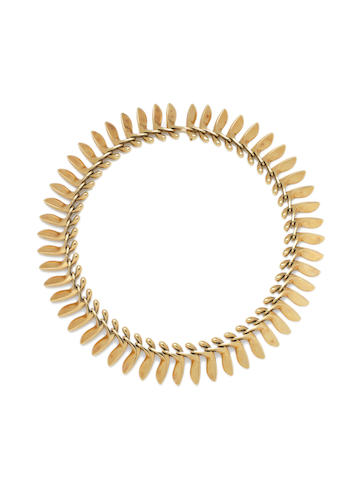 Bent Gabrielsen for Georg Jensen a Necklace